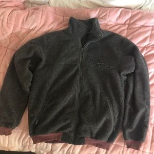 Patagonia Vintage Full-Zip Fleece Jacket